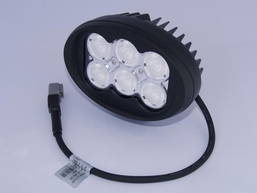 60W Niedervolt LED Flutlicht