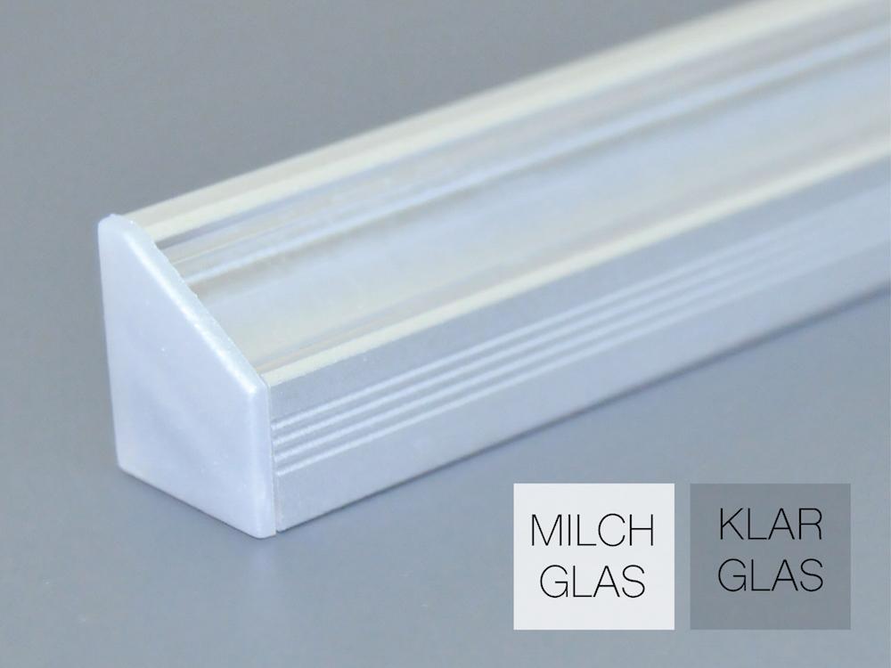 Aluminiumprofil AP-60 für LED Bänder