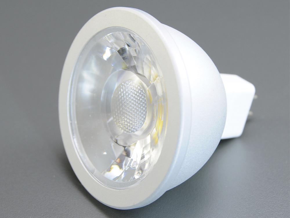 5W MR16 COB LED Strahler – Warmweiß