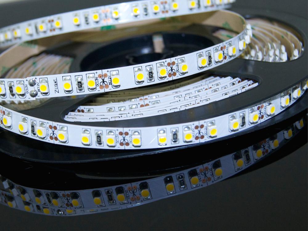 LED Band 120 x 3528 Warmweiß