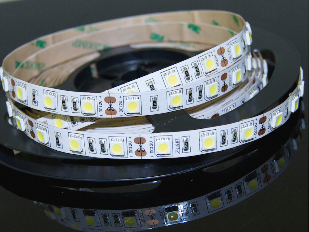 LED Band 60 x 5050 Warmweiß