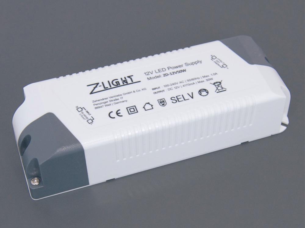 Led Trafo ZD-12V50W