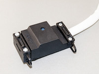 GX53 Einbaustrahler Stahl gebürstet ohne Leuchtmittel